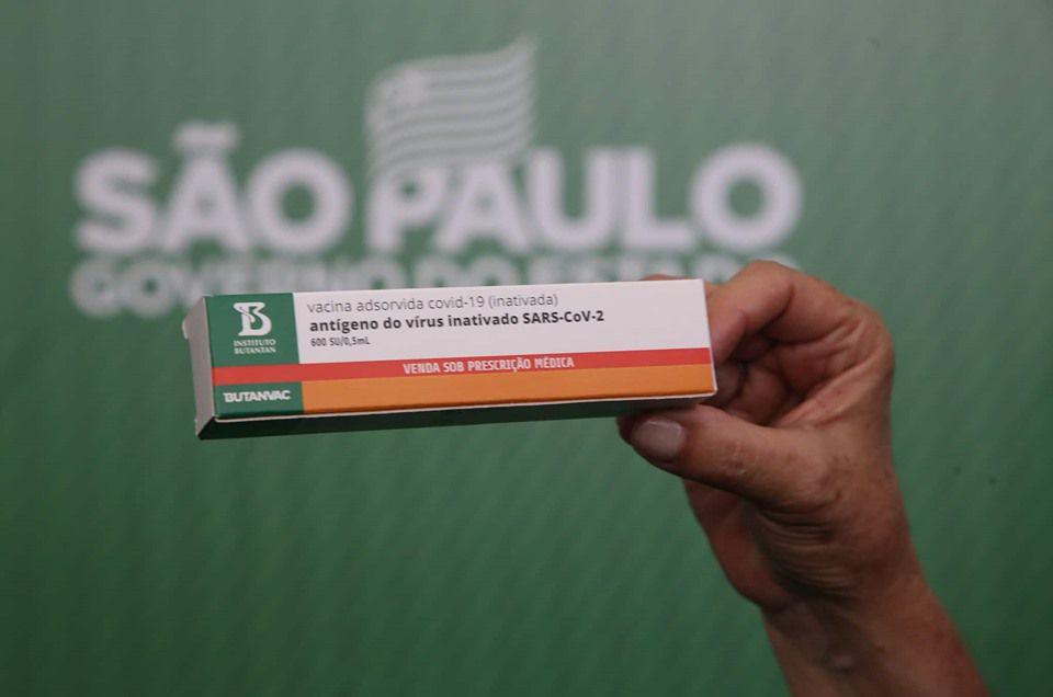 INSTITUTO BUTANTAN DESENVOLVE VACINA 100% BRASILEIRA CONTRA COVID-19