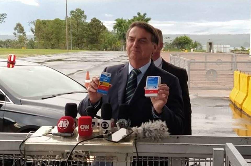 Cloroquina poderá ser fornecida no Programa Farmácia Popular, avalia Ministério